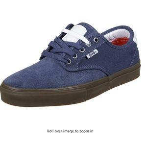 Men's Vans Chima Ferguson Pro Twill Shoes